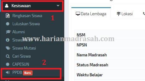 Cara Upload Form Excel Siswa Gres Ke Emis Online