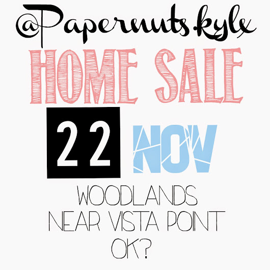 HOME SALE 22 NOV