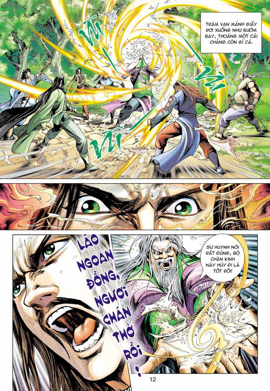 Anh Hùng Xạ Điêu anh hùng xạ đêu chap 49 trang 12