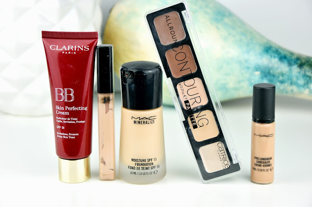Beauty Flops - enttäuschende Foundations & Concealer: Mac, Clarins, Maybelline, Catrice