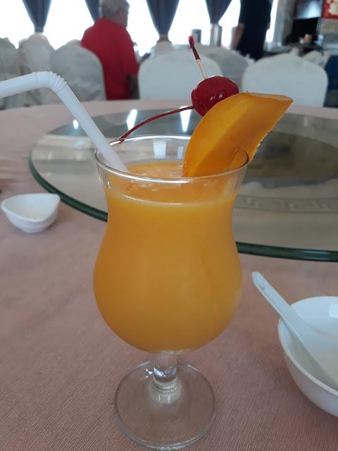 Mango Shake Feng Huang