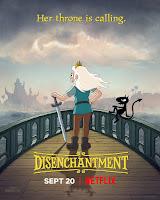 Segunda temporada de Disenchantment