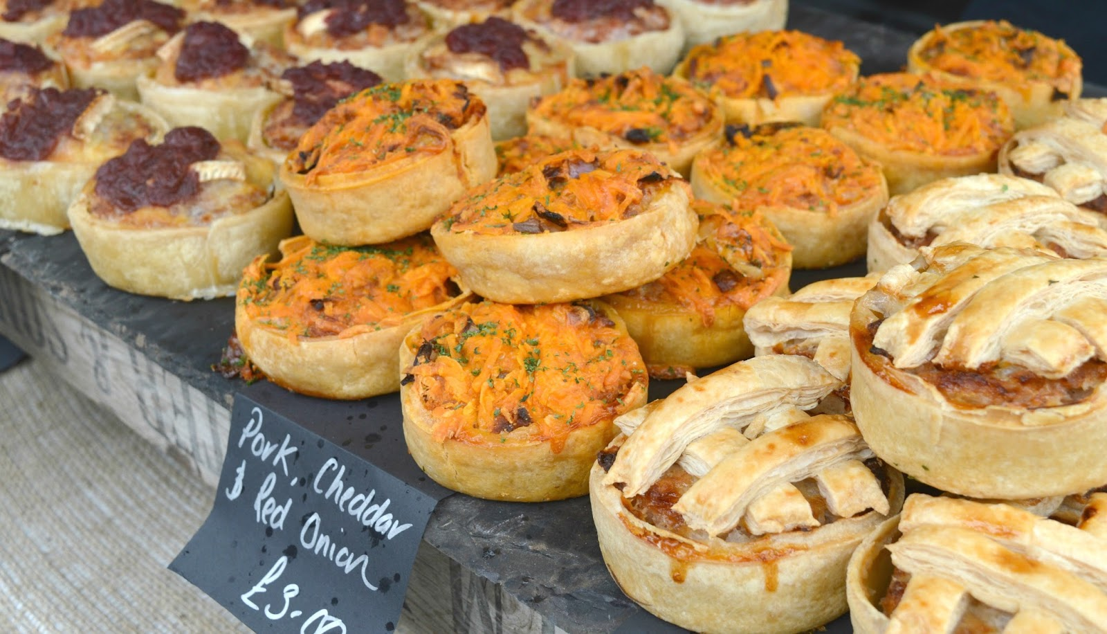 The Staiths Food Market Gateshead - The Cumberland Pie Company