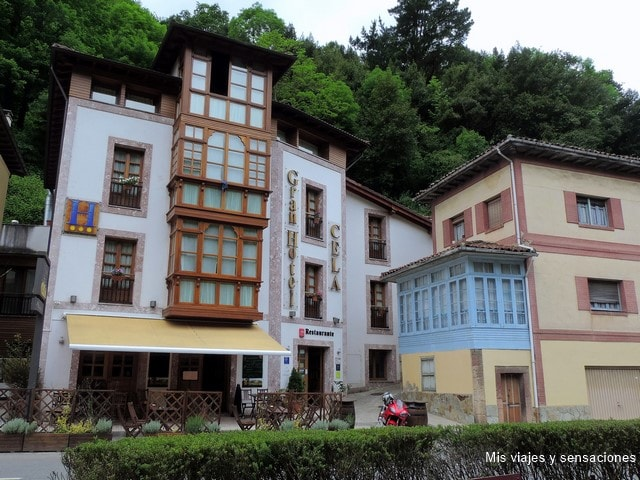 Hotel Gran Rural Cela, Belmonte de Miranda (Asturias)