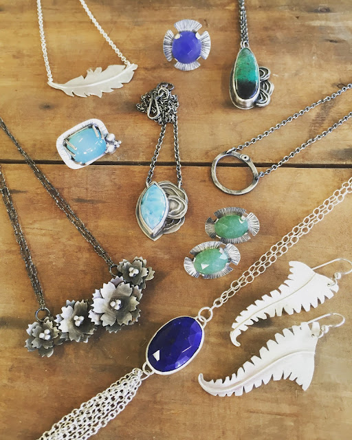 Amy Ambroult, Artists, jewelry, Artist Interviews, AG Ambroult Designs