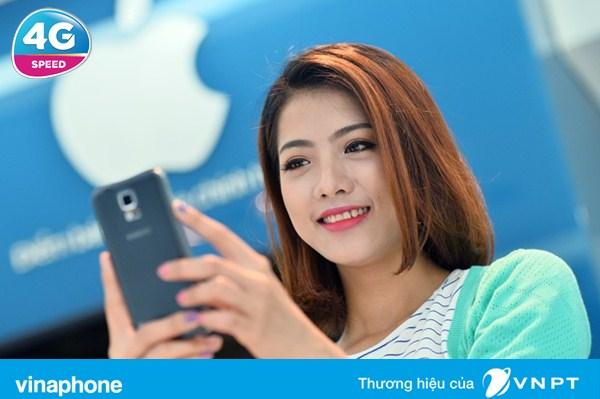 Đăng ký 4G Vinaphone ưu đãi DATA 4G siêu khủng