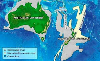 Zealandia the new continent