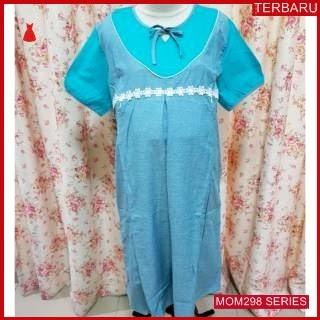 MOM298D18 Dress Hamil Menyusui Modis Kasih Dresshamil Ibu Hamil