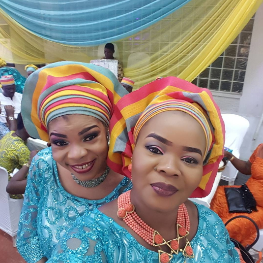 bimbo oshin wedding