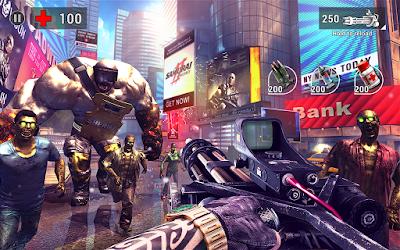 Game Zombie Android Terbaik dan Seru Untuk Dimainkan