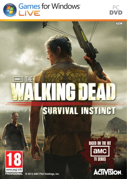 Download The Walking Dead: Survival Instinct (PC) 2013