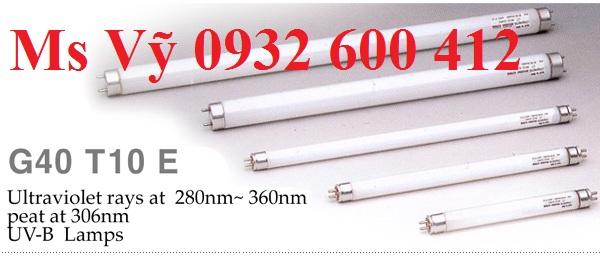 Sankyo Denki Germicidal lamps - chính hãng tại Việt Nam