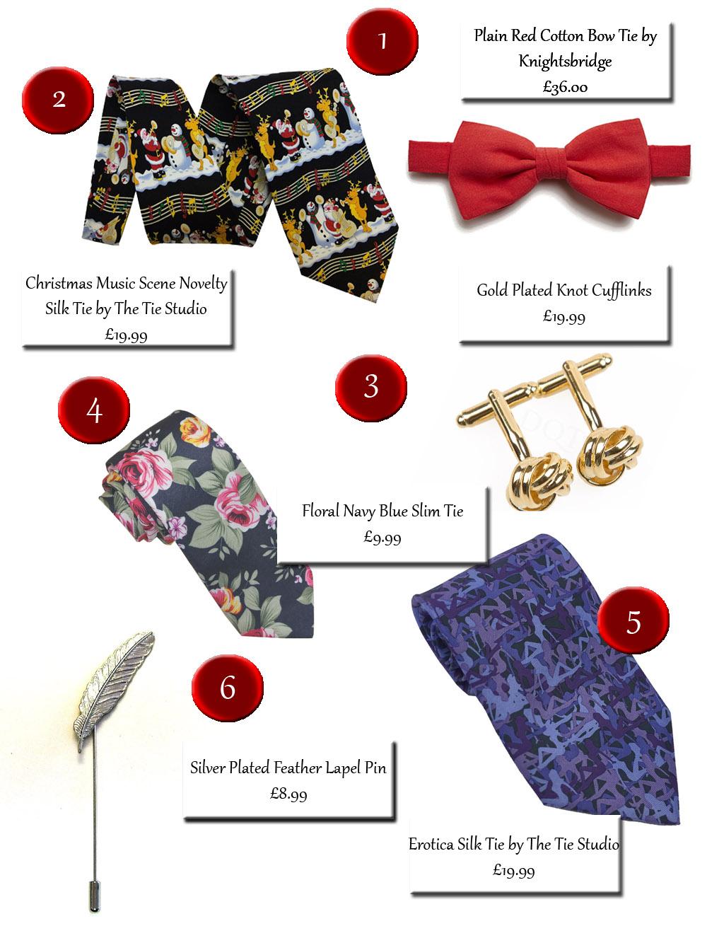 ca07b18b4db8 Plain Red Cotton Bow Tie by Knightsbridge £36.00