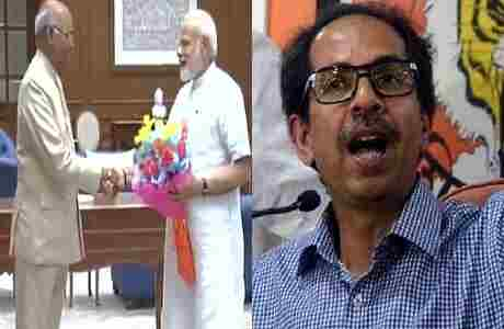 shivsena-not-supported-ramnath-kovind-president-but-trs-bjd-give