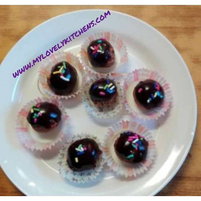 Kesten Kuglice- chestnut balls