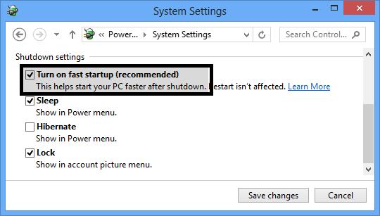 Cara Mengatasi Windows 8 Restart dan Shutdown Sendiri