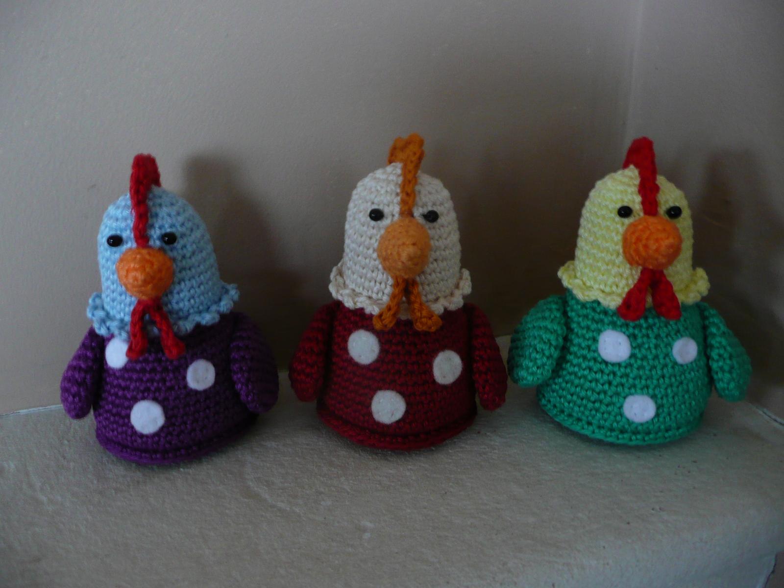 vera's home made: toompje kippen