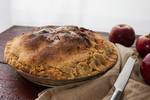 dessert, different apple pie, apple pie recipe, pie recipes, gluten free pies, gluten free pie crust, gluten free apple pie, caramel apple pie, apple cider pie, gluten free desserts, fall recipes, fall desserts, a dash of delish pies,