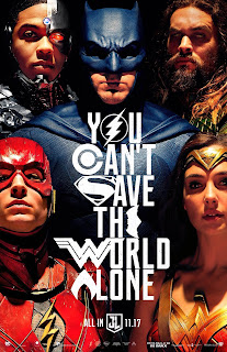 Justice League Comic Con SDCC 17 Poster