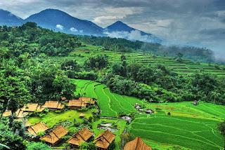 Keindahan Alam di Indonesia