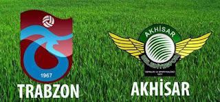 Trabzonspor - AkhisarsporCanli Maç İzle 09 Mart 2019
