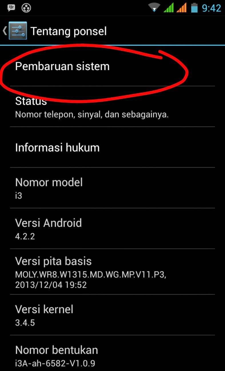 Dimana Upgrade android paling aman ?