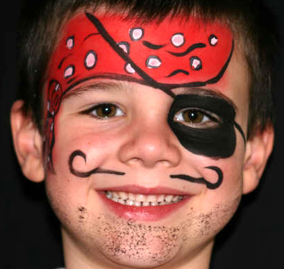 face painting ideas for boys. Black Bedroom Furniture Sets. Home Design Ideas