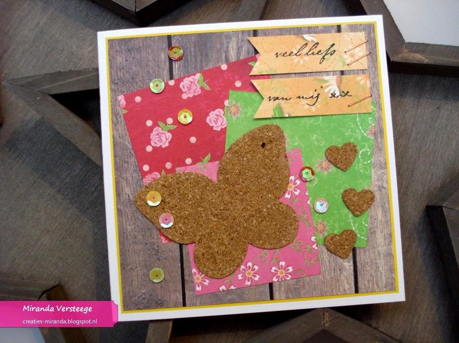 Miranda 39 s creaties themadag 46 vlinders for Gekleurd papier action