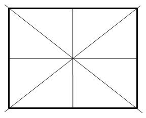 4 Simetri Lipat