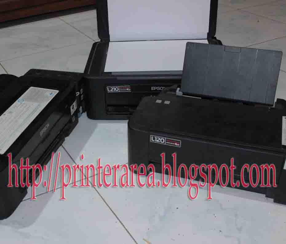 Cara Mengganti Head Printer Epson L110,L210,L300,L350,L355