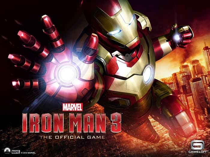 Iron Man 3 Game Online