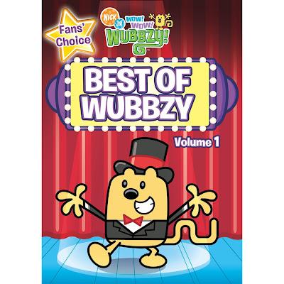 Wow Wow Wubbzy Best of Wubbzy