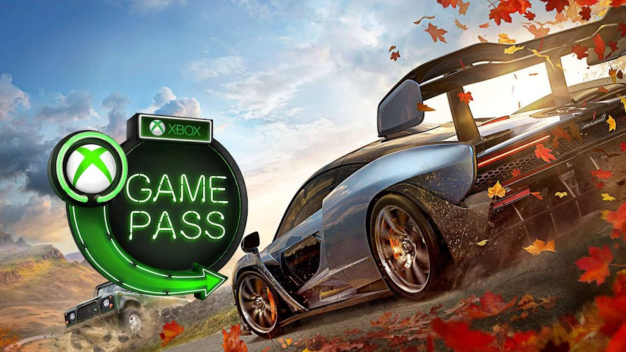 xbox game pass 2018 forza horizon 4