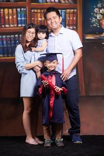 Carain Graduation Portrait
