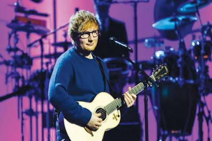 Ed Sheeran bate el récord de ganancias en giras en un año