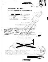 Il progetto Orione, l'astronave a propulsione nucleare