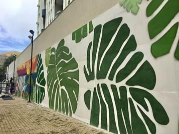 Desponta no bairro do Recreio dos Bandeirantes um espaço de  confraternização onde arte 5545a34e223b4