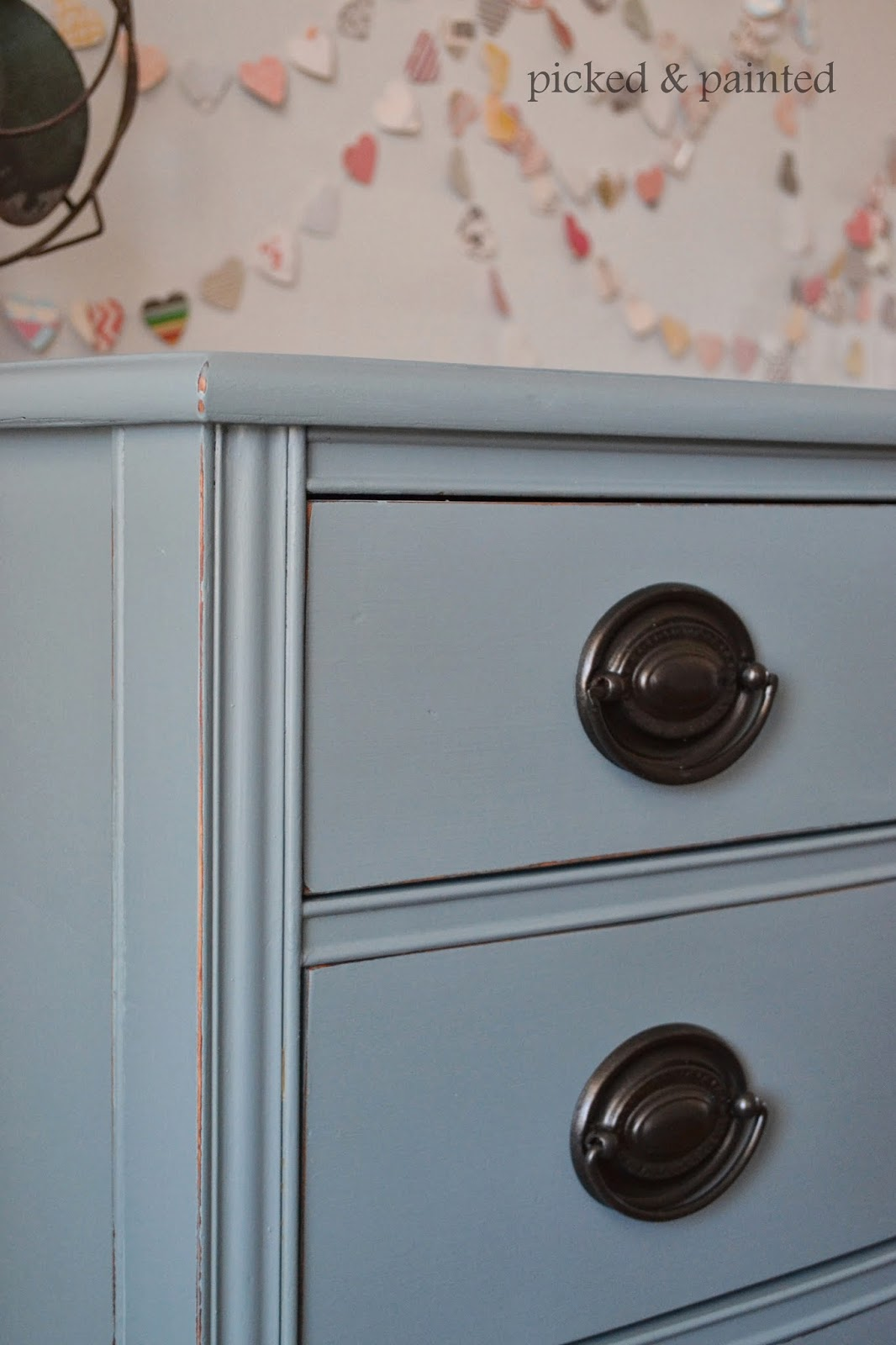 Helen Nichole Designs Spring Inspired  General Finishes