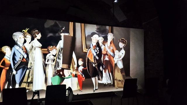 Película sobre la vida de Goya