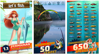 game mancing ikan untuk hp android yang seru