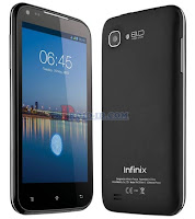 Cara Flashing Infinix Race Bolt Q (X451)