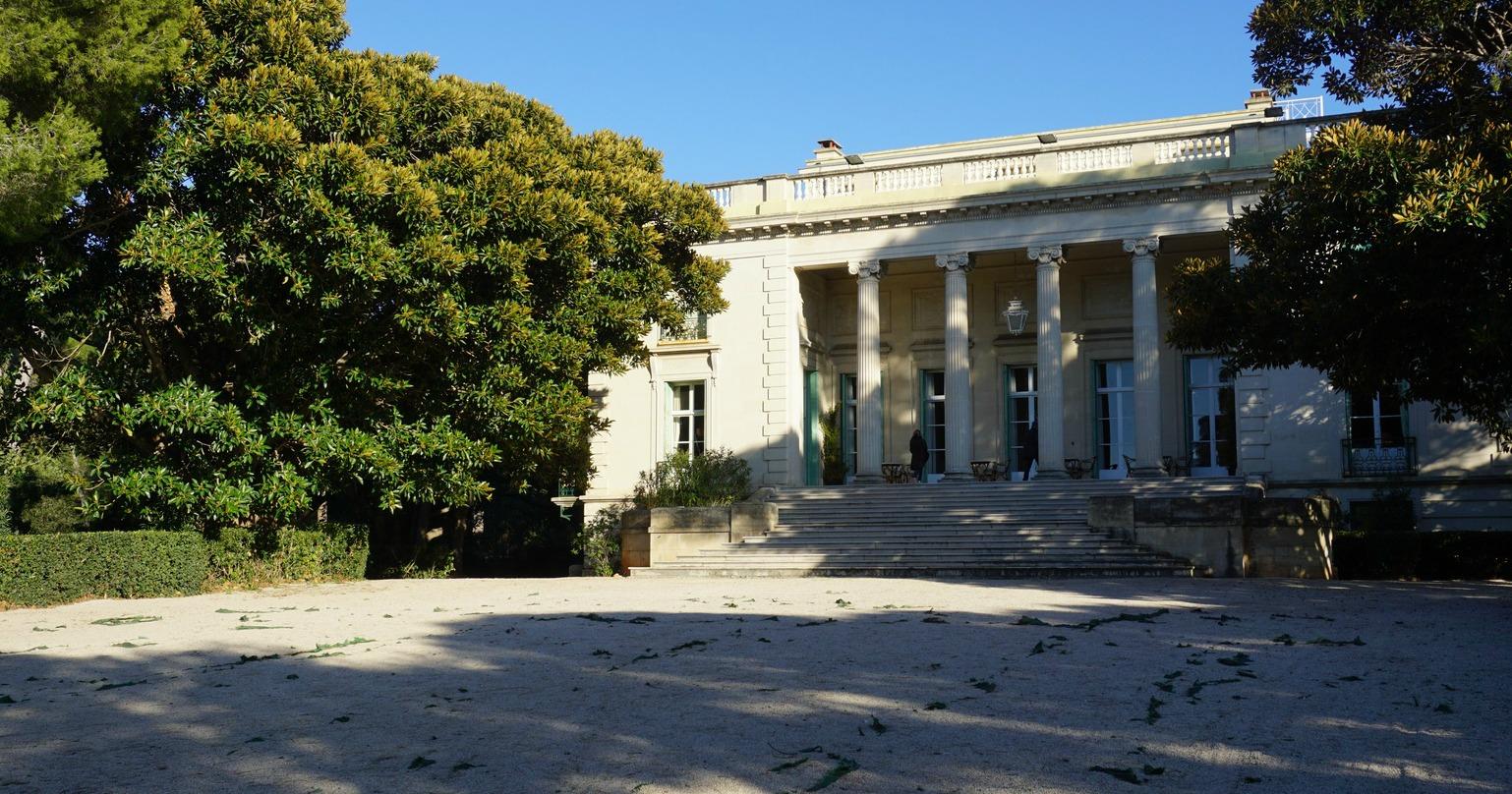 Villa Eilenroc Cap d'Antibes