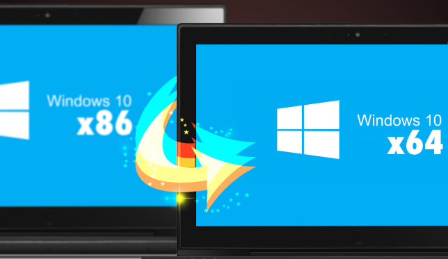 windows 10 how to find 32 bit or 64