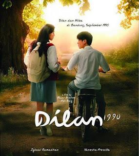 "OST ""Dilan 1990""  Rindu Sendiri dunialiriklagu.info"
