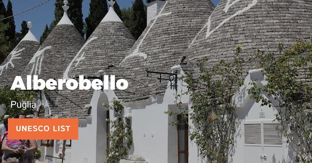 Alberobello - Puglia - Unesco world heritage