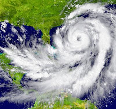 Tsunami e furacões