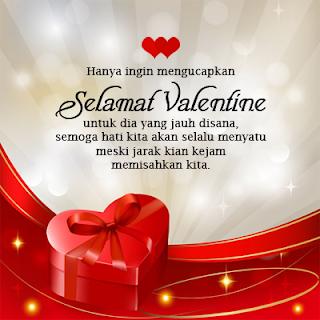 ucapan valentine untuk pacar yang jauh