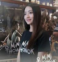 Natasha Wilona Pemeran Nadine di film Nini Thowok