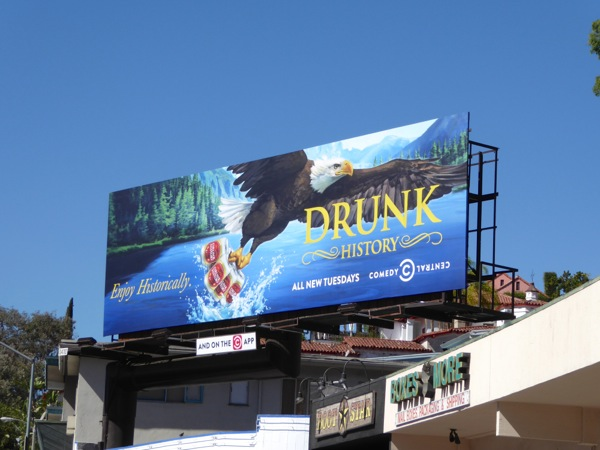Drunk History season 4 billboard