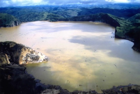 Danau Yang Telah Membunuh 1800 Jiwa